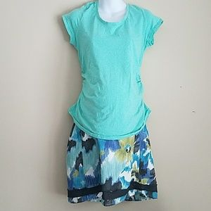 2pc Maternity Outfit Top and Skirt Spring Comfort!